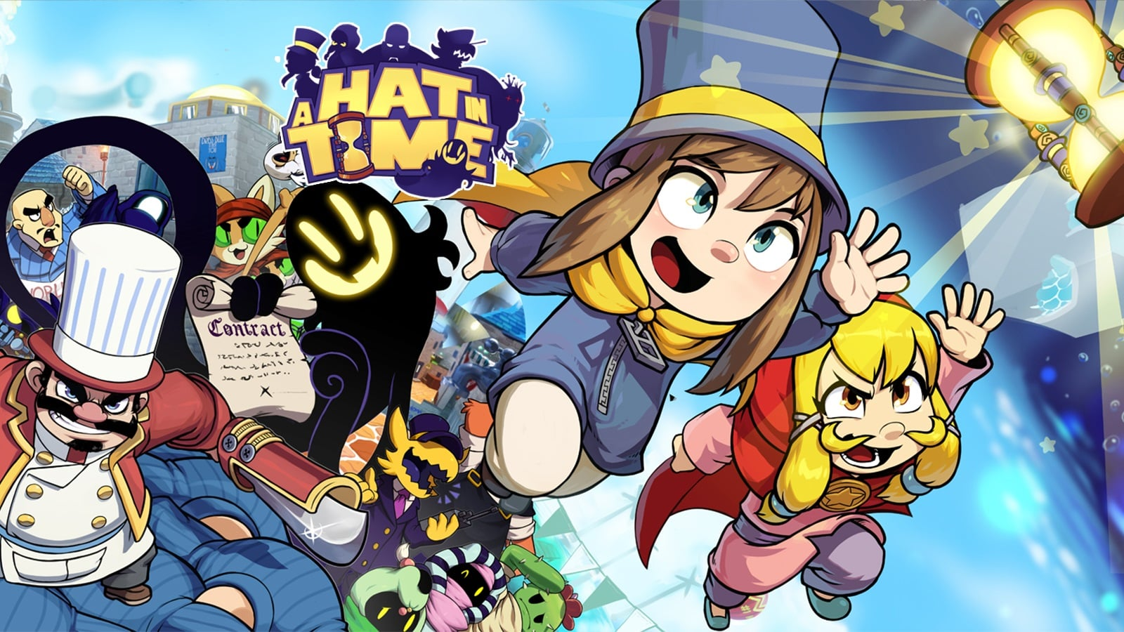 A Hat in Time (PS4) Review