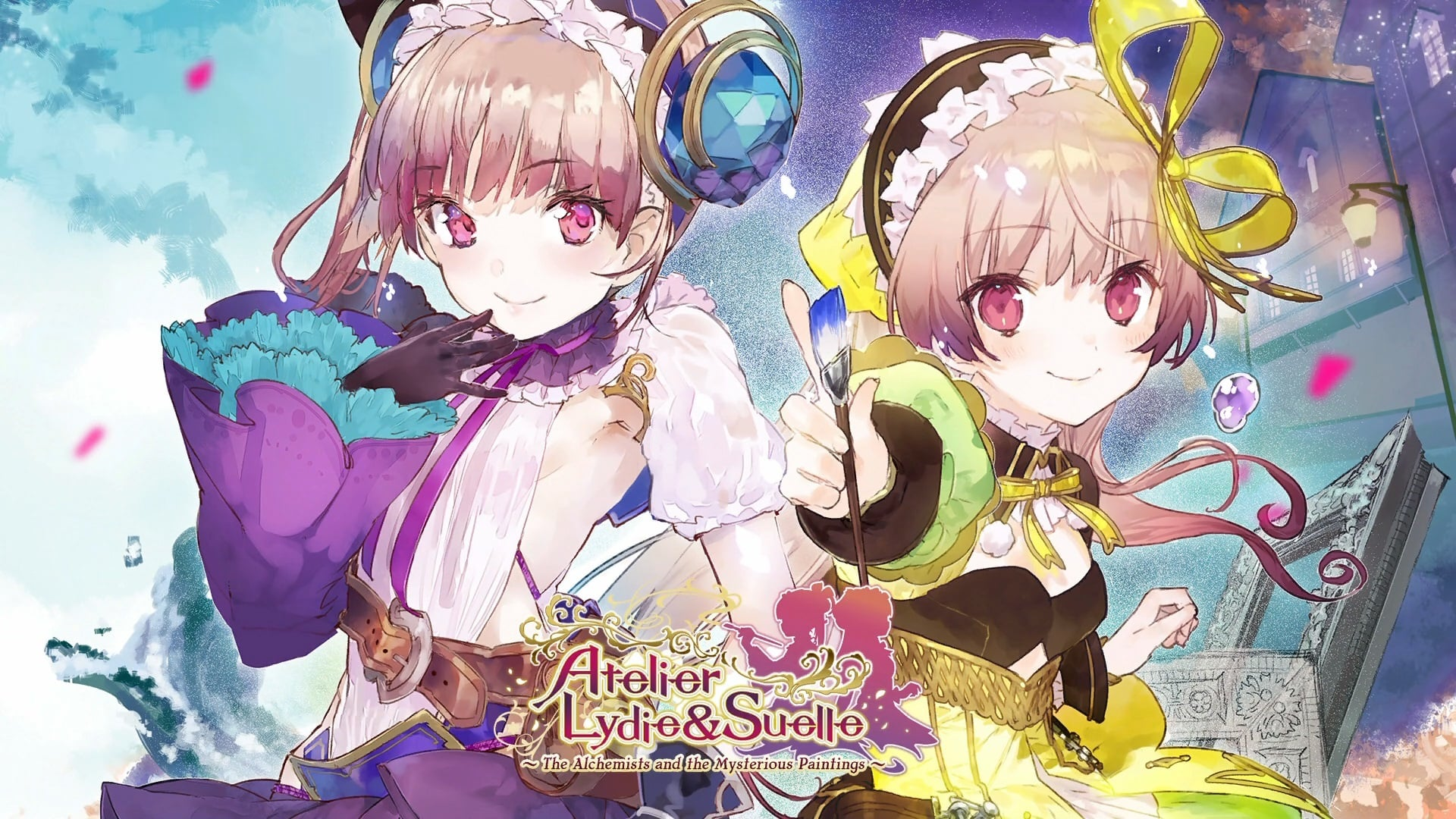 Atelier Lydie & Suelle: The Alchemists and the Mysterious Paintings (PS4) Review