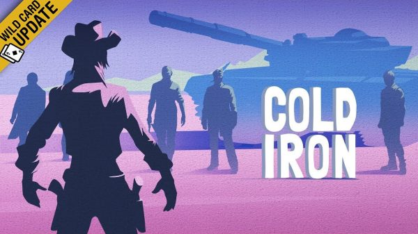 Cold Iron v1.2 – The Wildcard Update
