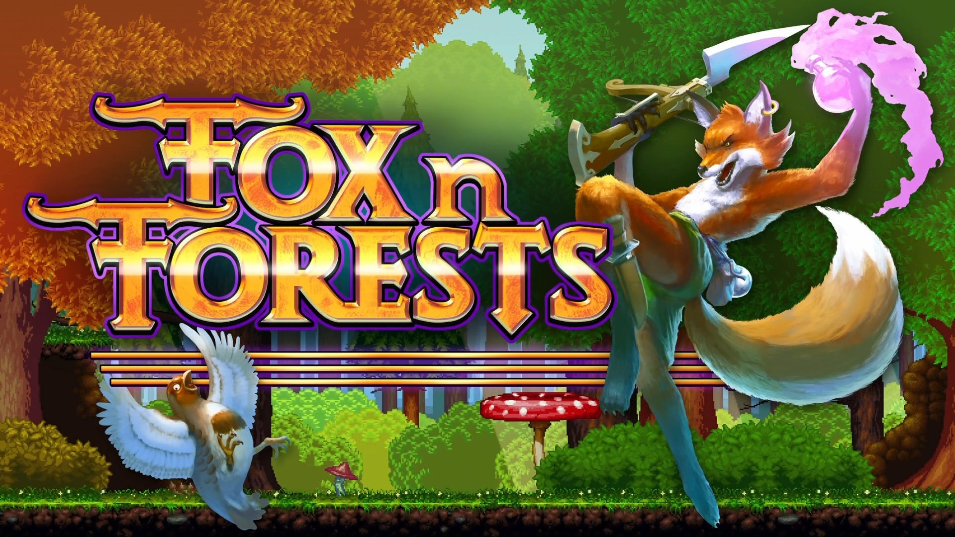 Fox n Forests (PS4) Review