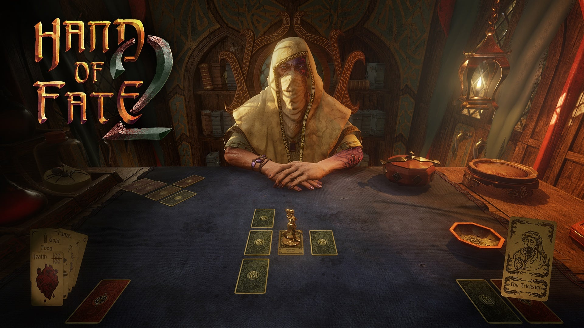 Hand of Fate 2 (PS4) Review