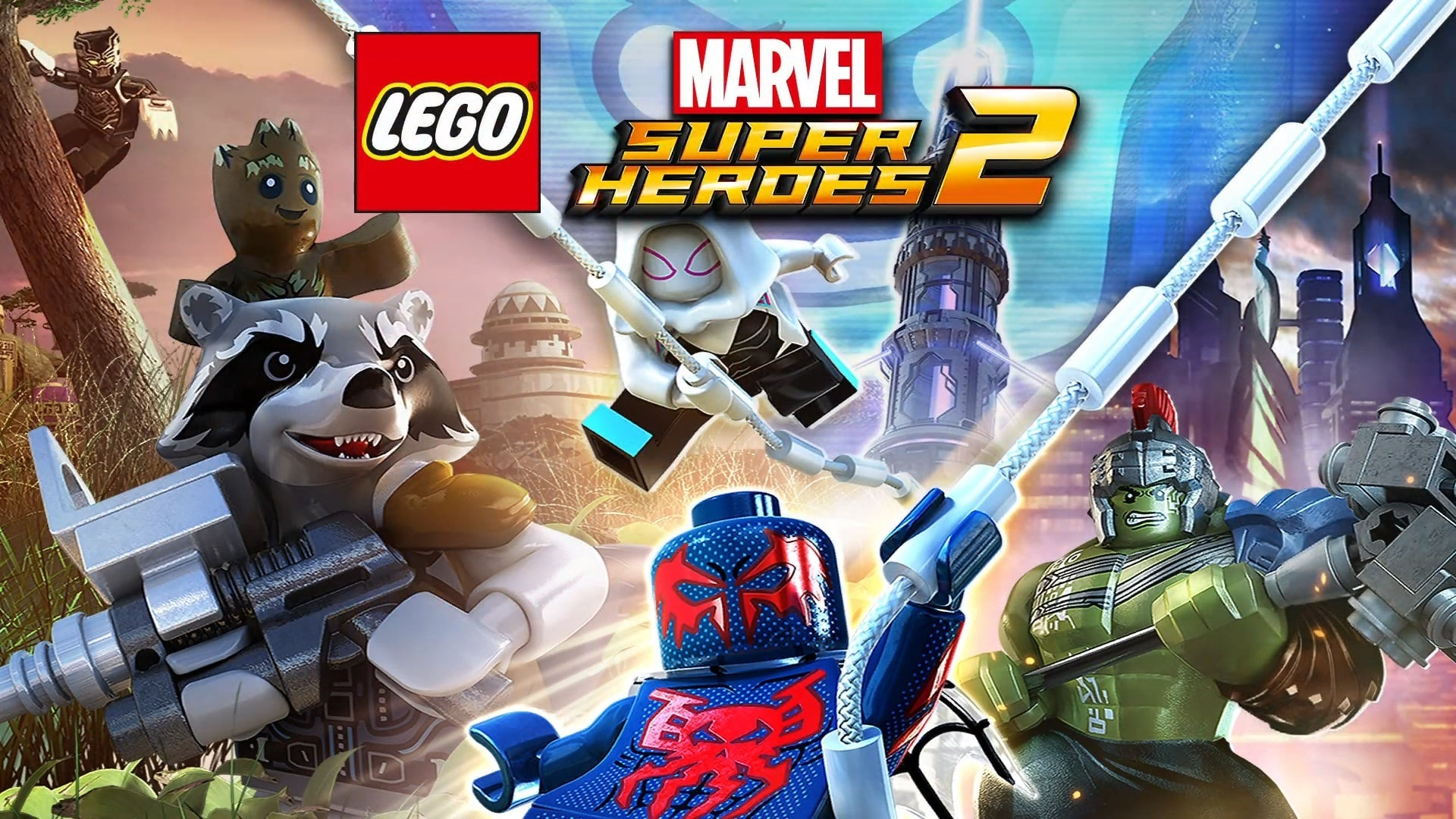LEGO Marvel Super Heroes 2 (PS4) Review