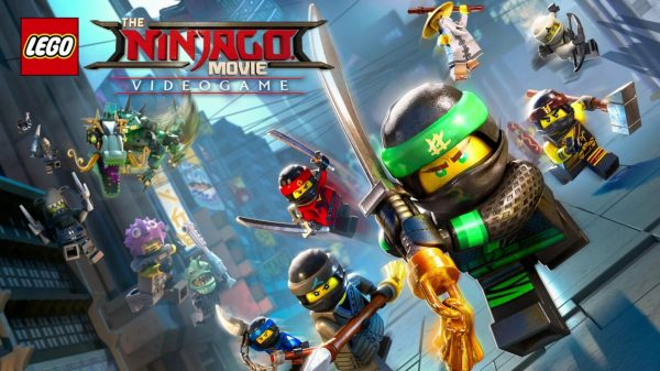 The LEGO NINJAGO Movie Video Game (PS4) Review