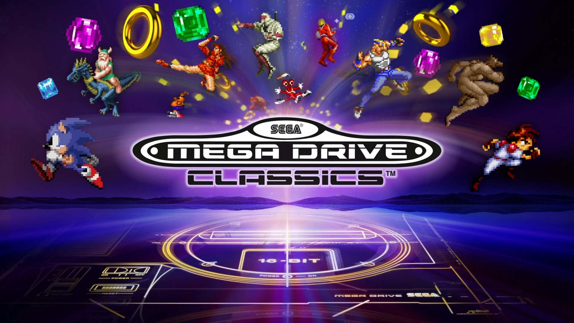 SEGA Mega Drive Classics (PS4 and PSVR) Review