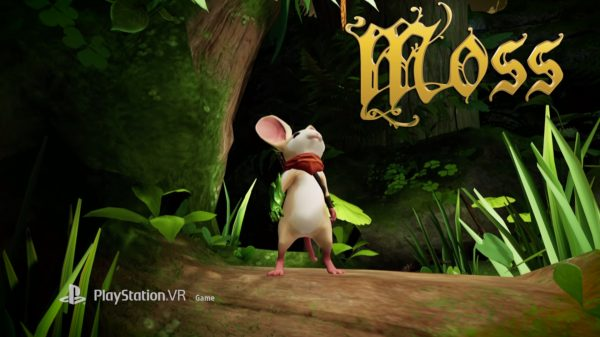 Moss (PSVR) Review