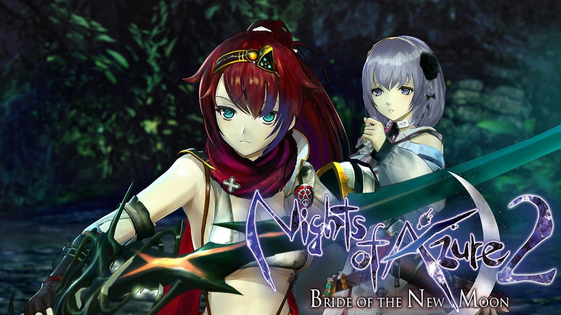 Nights of Azure 2: Bride of the New Moon (PS4) Review