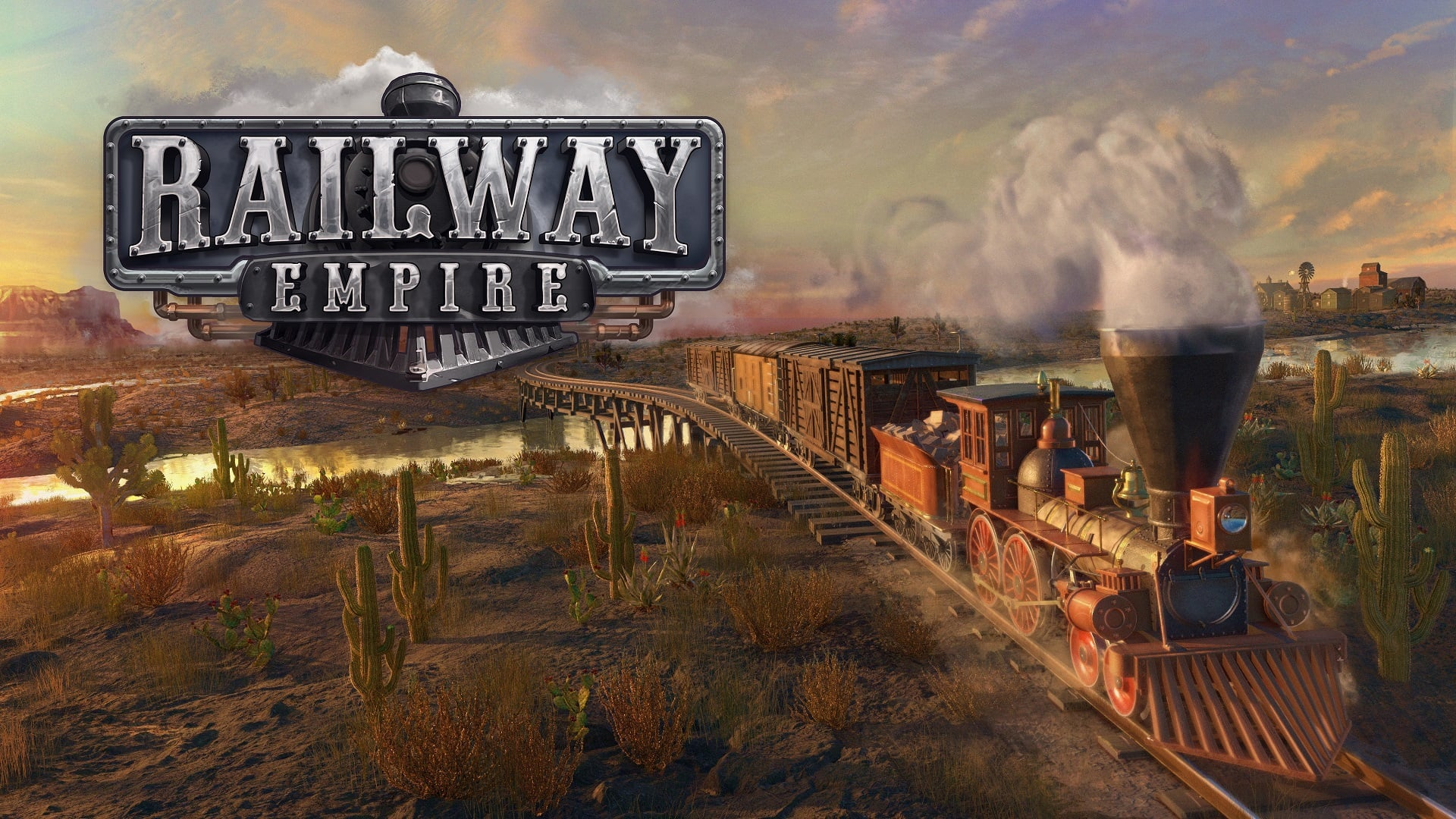 Railway Empire (PS4) Review