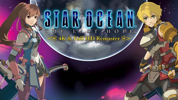 Star Ocean  – The Last Hope – 4K and Full HD Remaster (PS4) Remaster