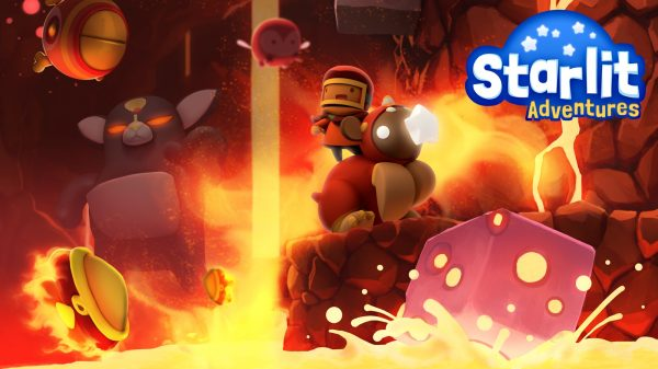 Starlit Adventures (PS4) Review