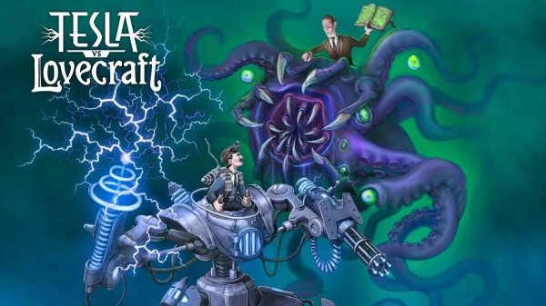 Tesla vs. Lovecraft (PS4) Review