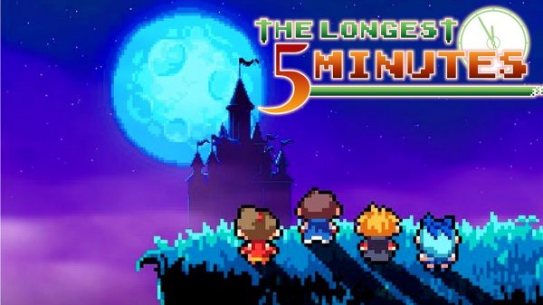 The Longest Five Minutes (PS Vita) Review