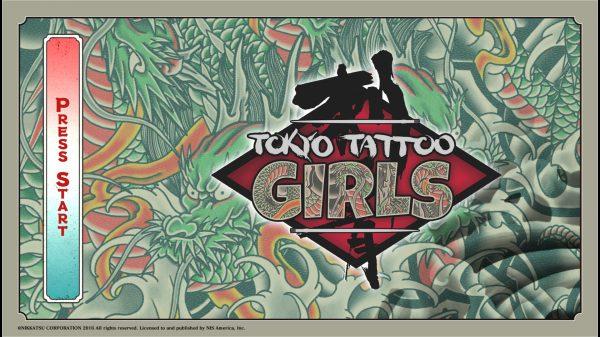 Tokyo Tattoo Girls (PS Vita) Review
