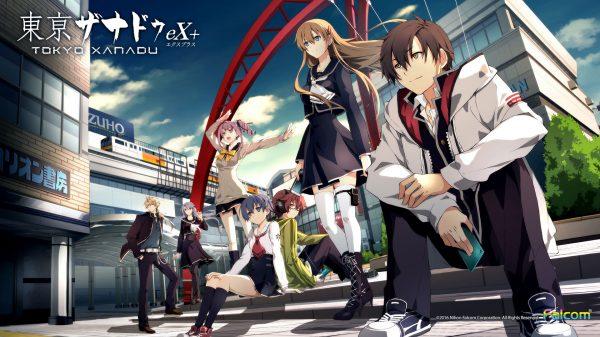 Tokyo Xanadu eX+ (PS4) Review