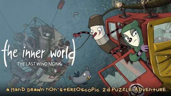 The Inner World: The Last Wind Monk (PS4) Review