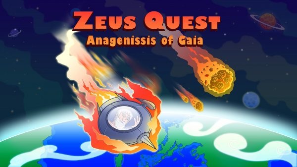 Zeus Quest: Anagenissis of Gaia ~ Remastered (PS4) Review