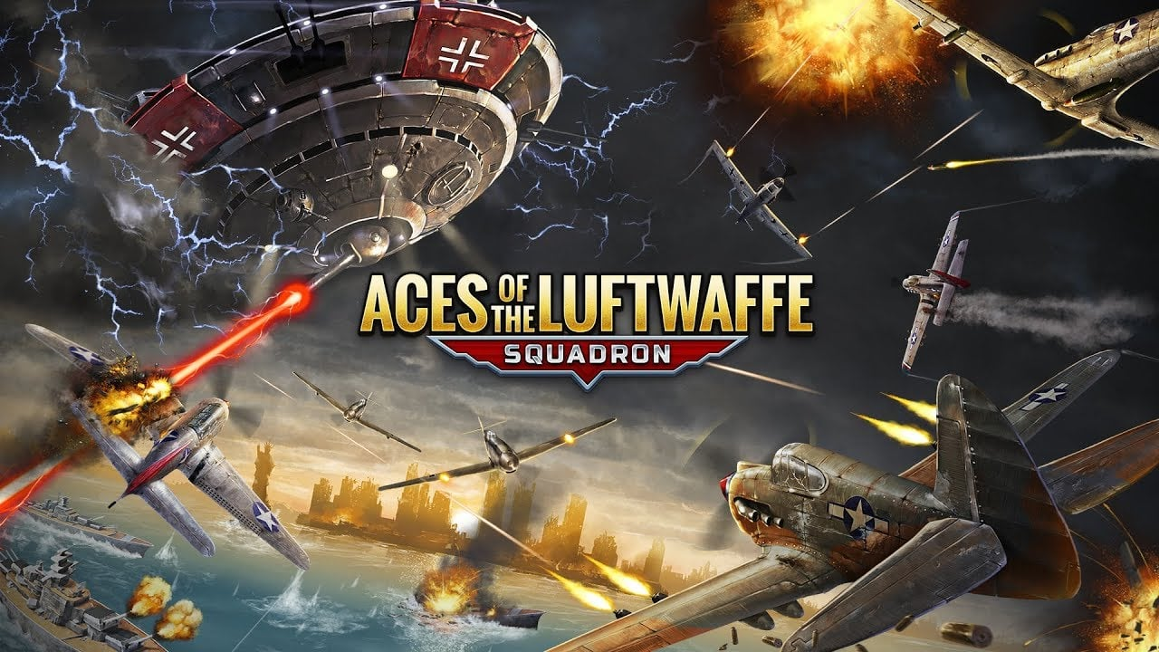 Aces of the Luftwaffe – Squadron (PS4) Review