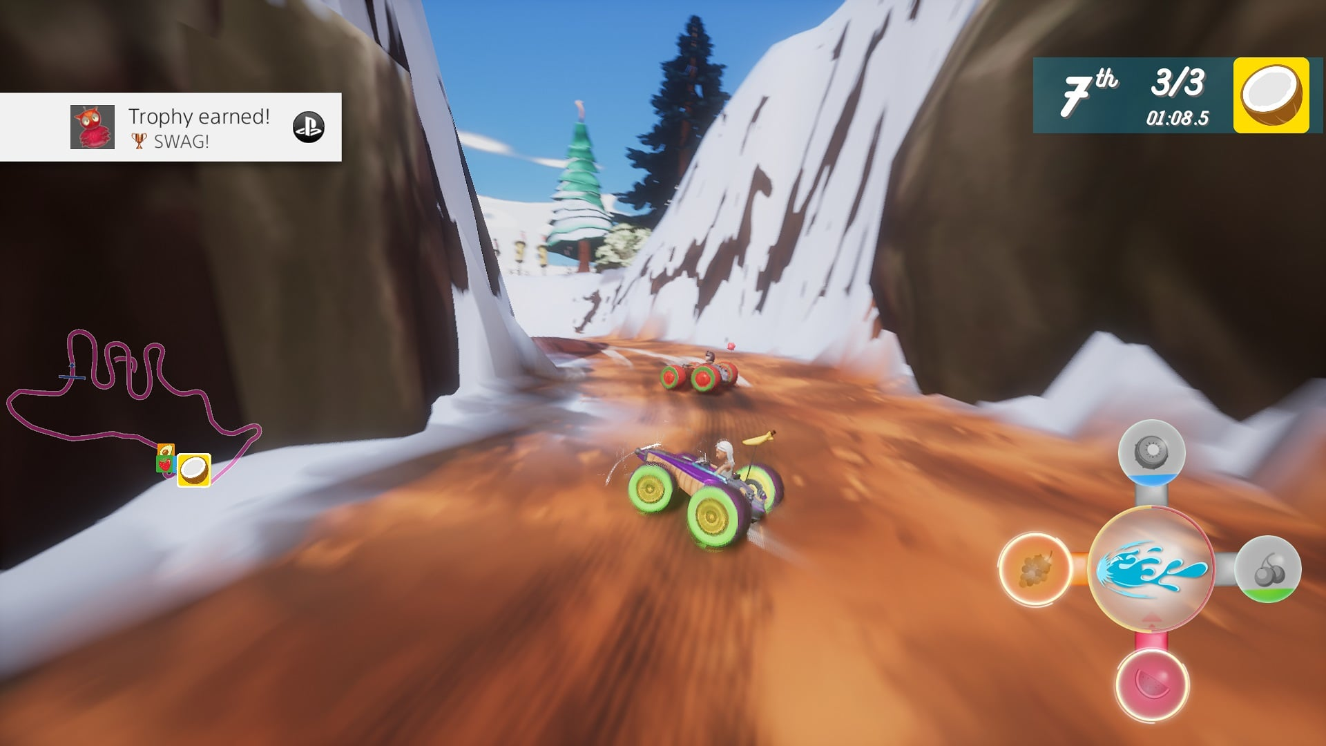 All-Star Fruit Racing 6