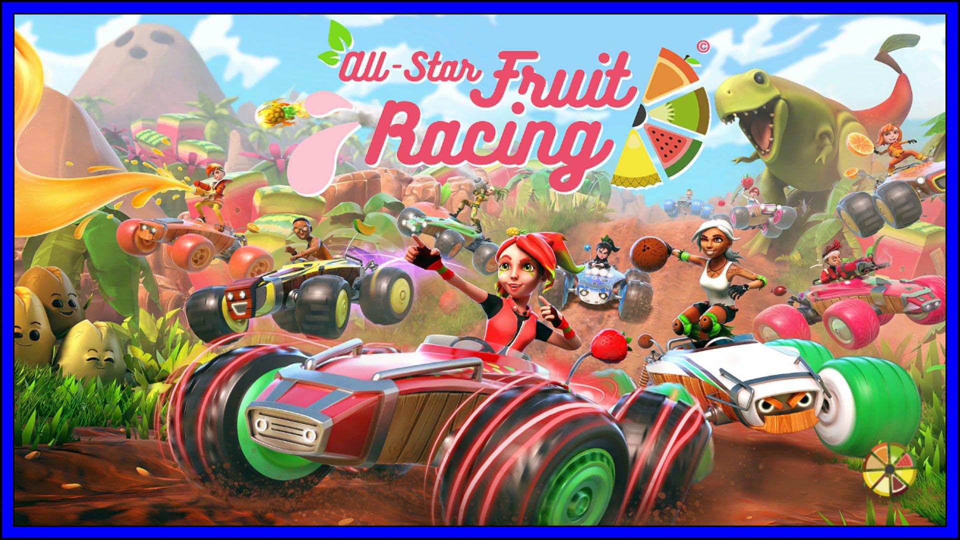 All Star Fruit Racing Fi3
