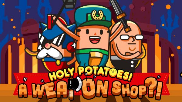 Holy Potatoes! A Weapon Shop?! (PS4) Review