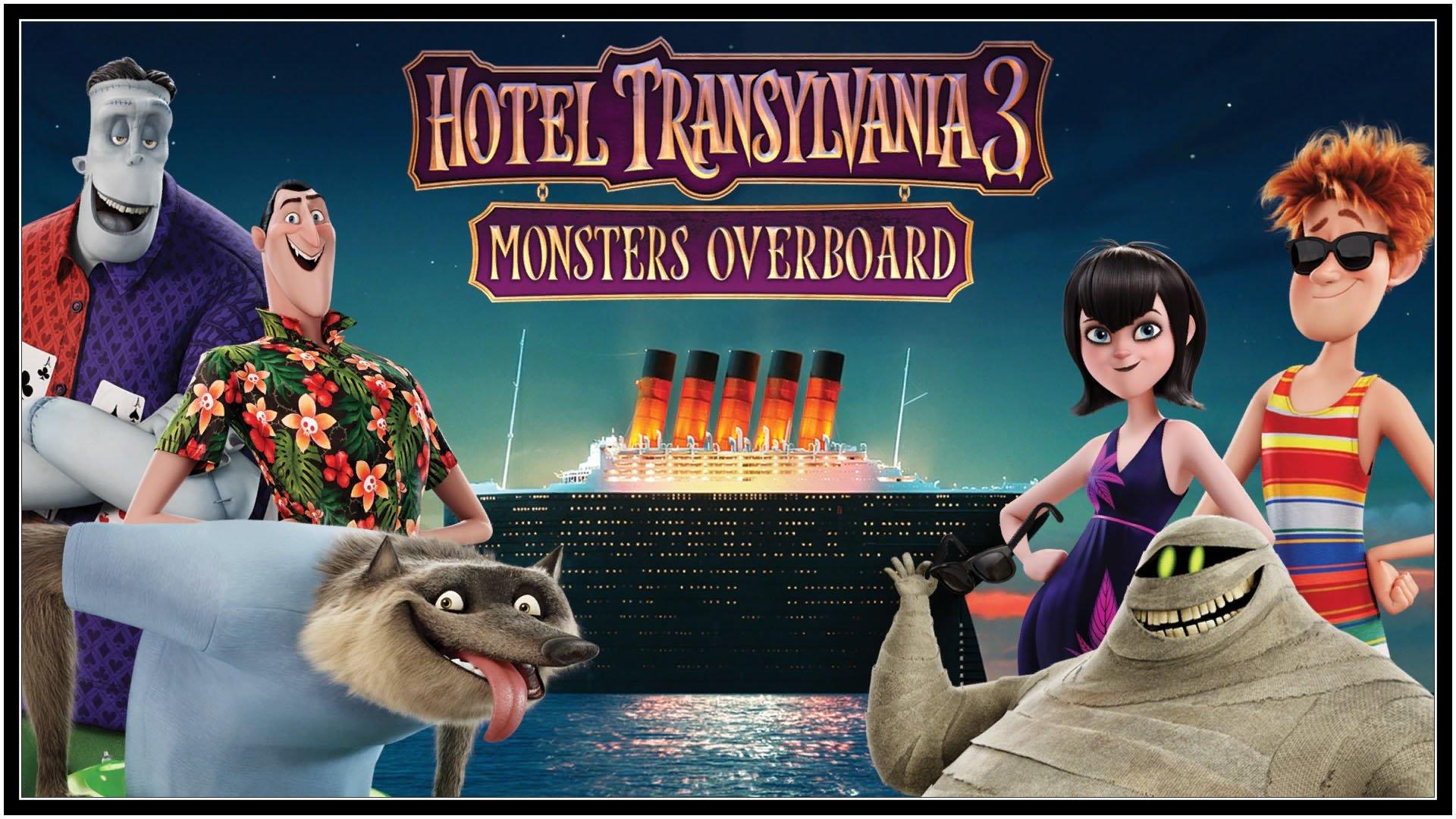 Hotel Transylvania 3 Fi3