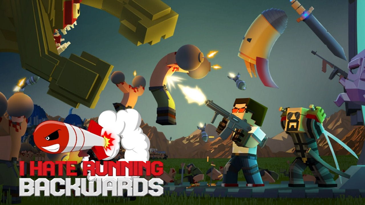 I Hate Running Backwards (PS4) Review