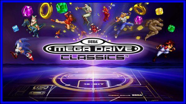 SEGA Mega Drive Classics (PS4 and PSVR) Review