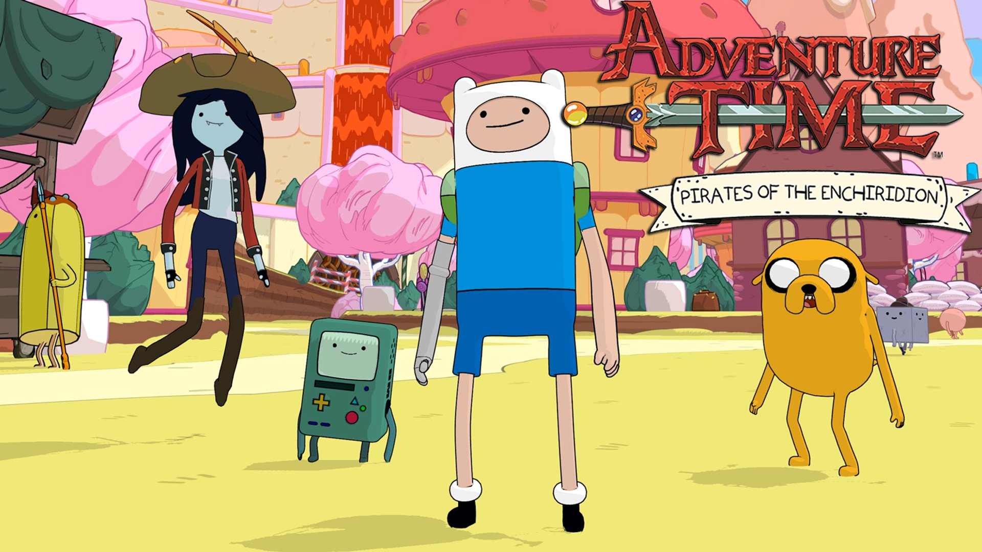 Adventure Time: Pirates of the Enchiridion (PS4) Review