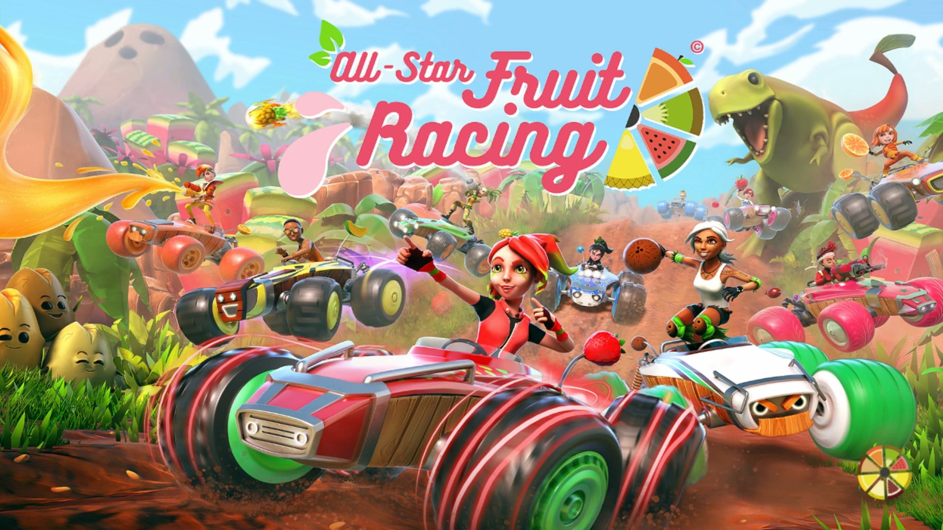All-Star Fruit Racing (PS4) Review