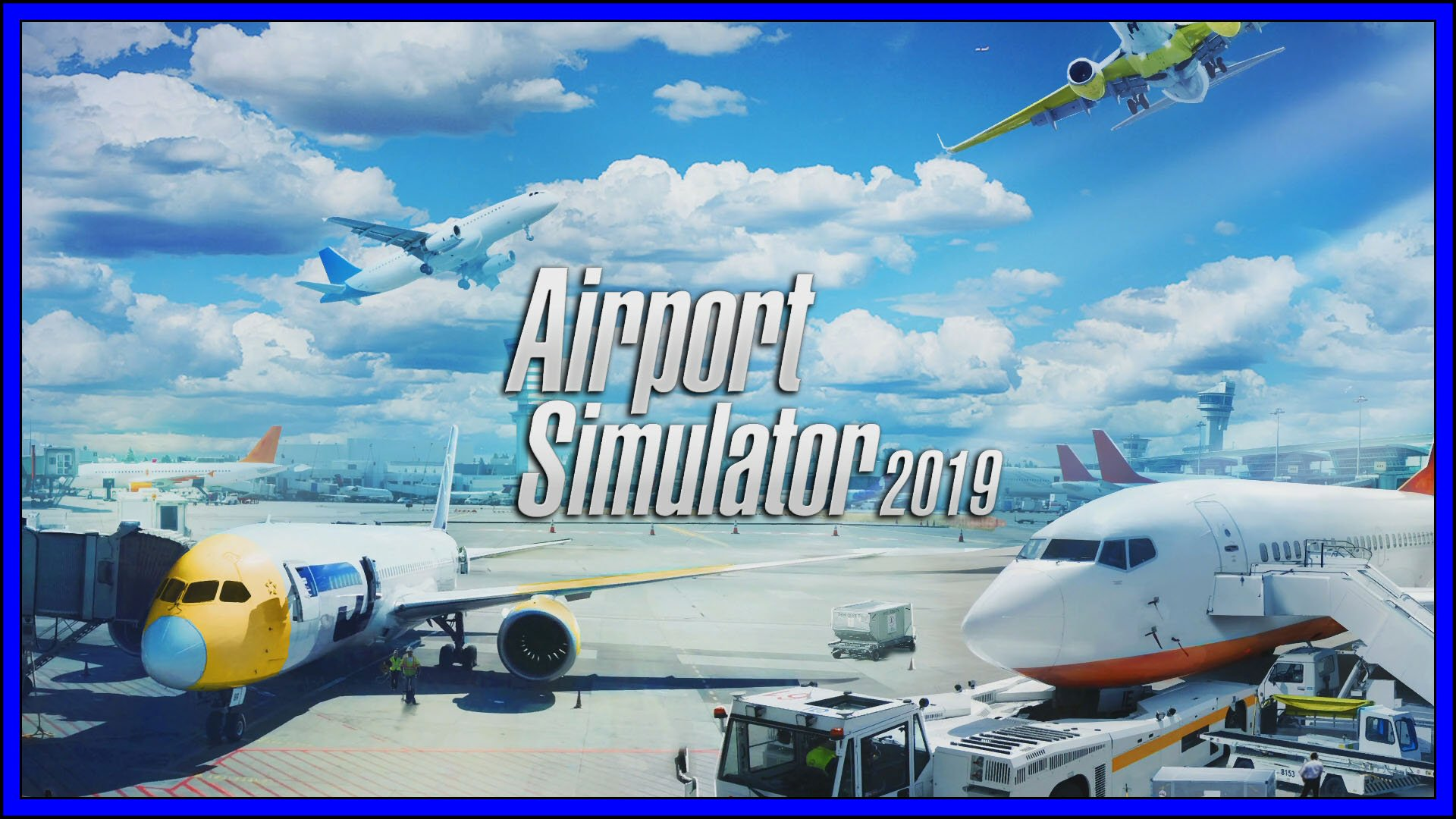 Airport Simulator 2019 Fi3
