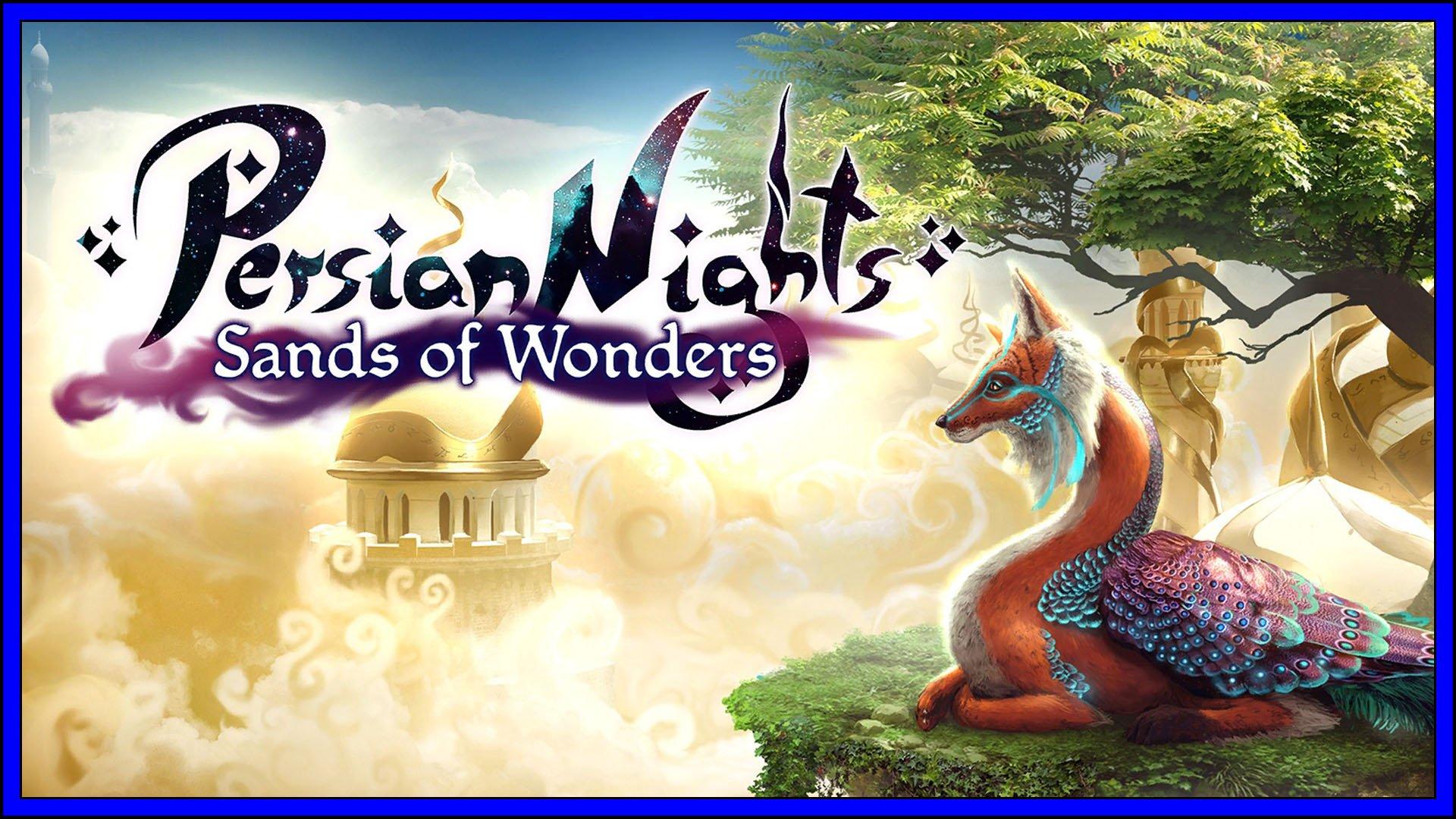 Persian Nights Fi3