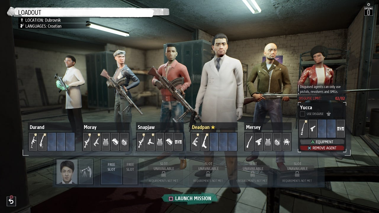 Phantom Doctrine 6