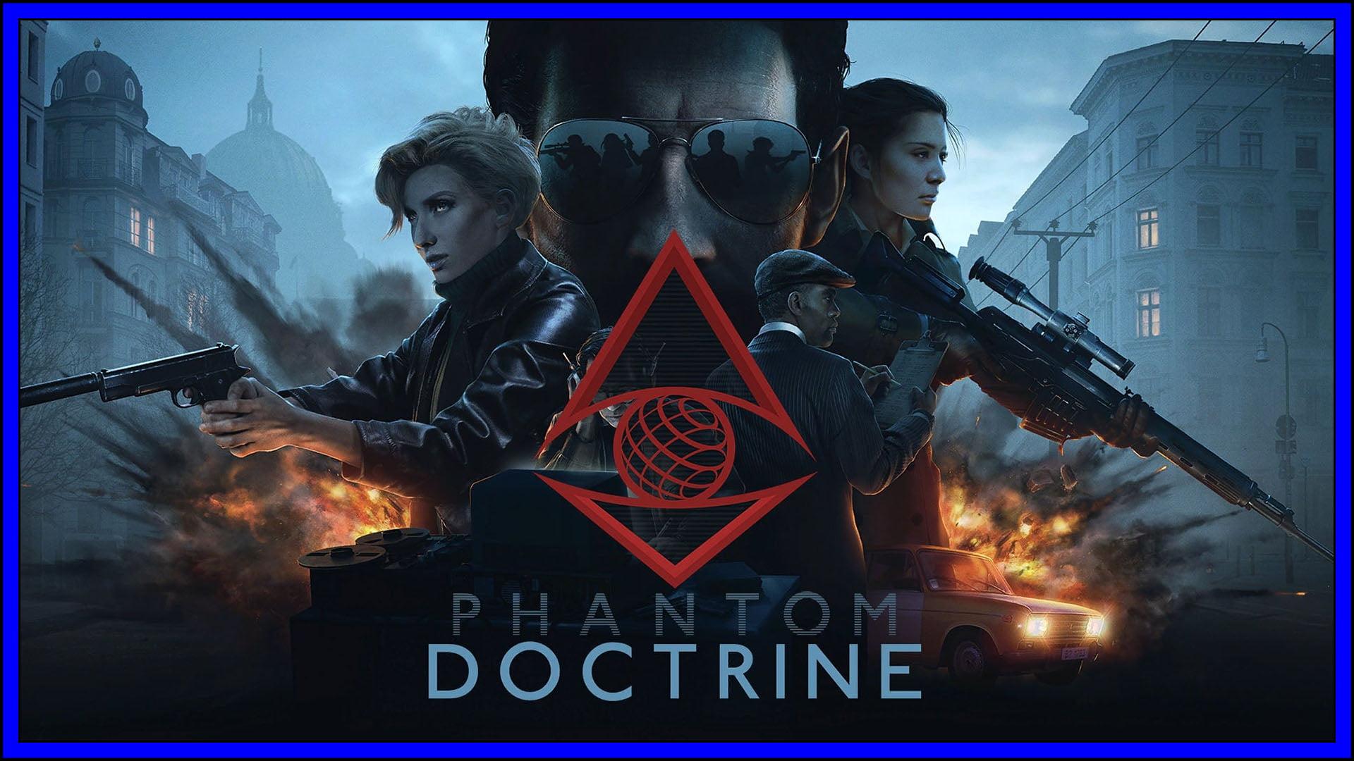Phantom Doctrine (PS4) Review