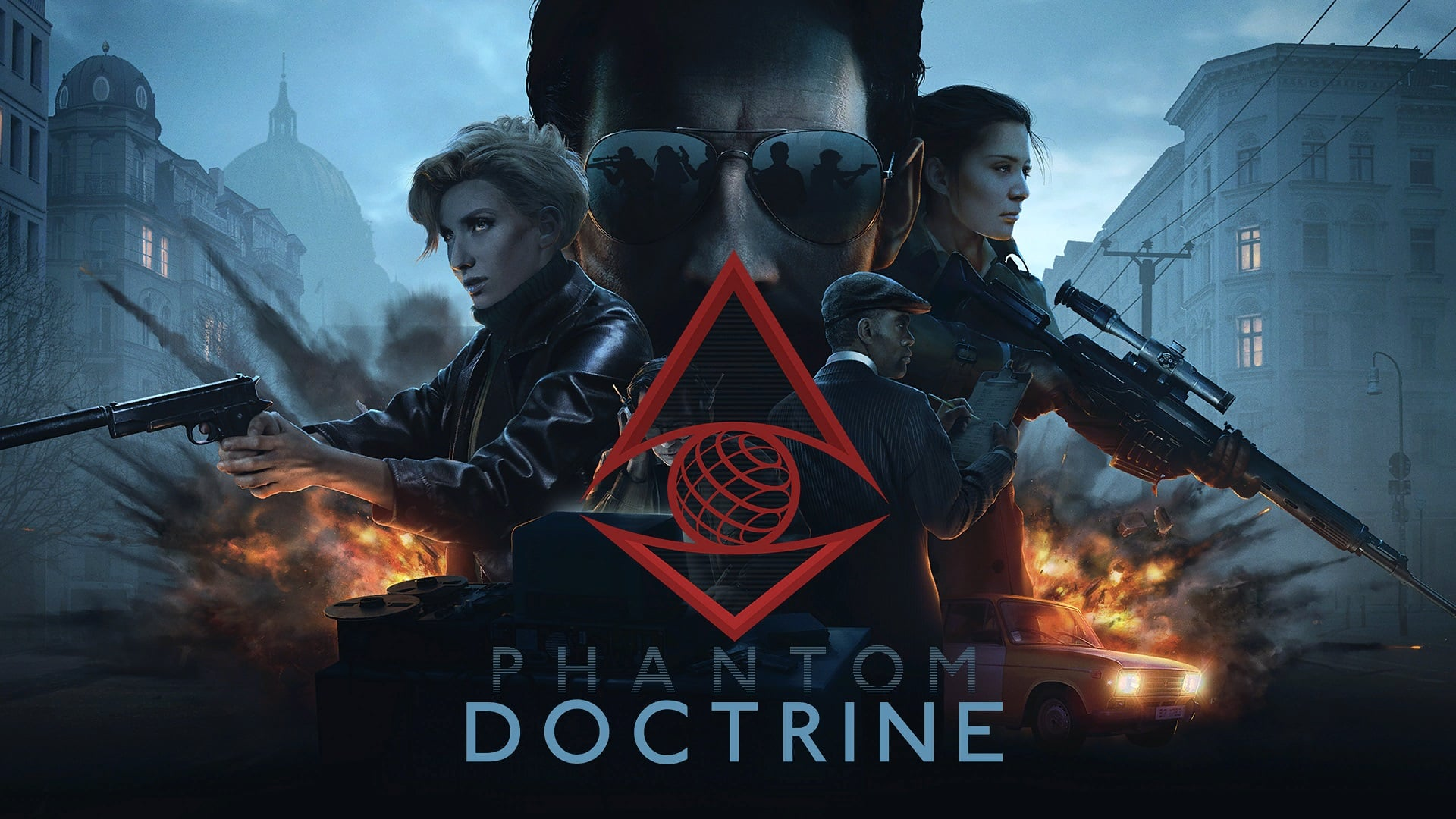 Phantom Doctrine (PS4) Review