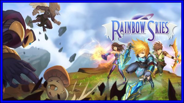Rainbow Skies (PS4, PS Vita) Review