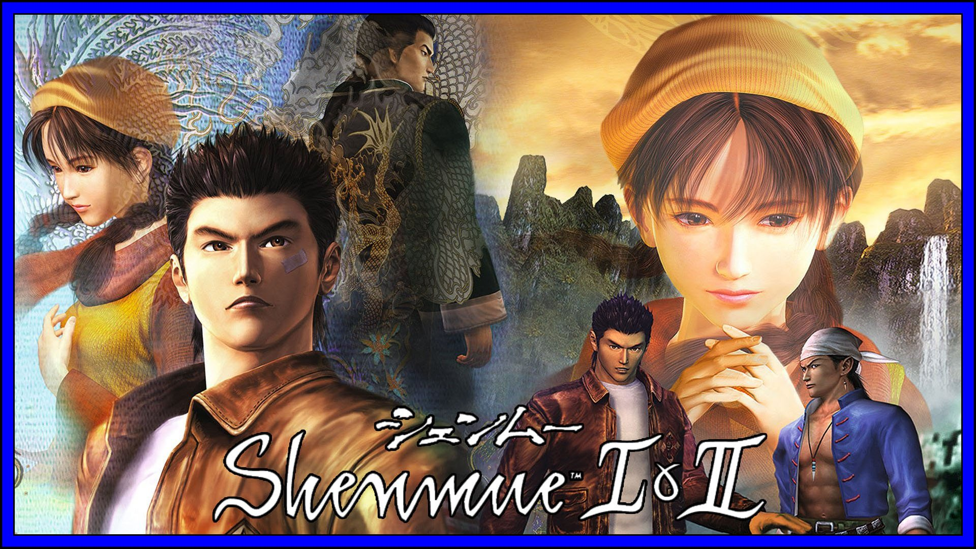 Shenmue 1 And 2 Fi3