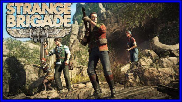 Strange Brigade (PS4) Review