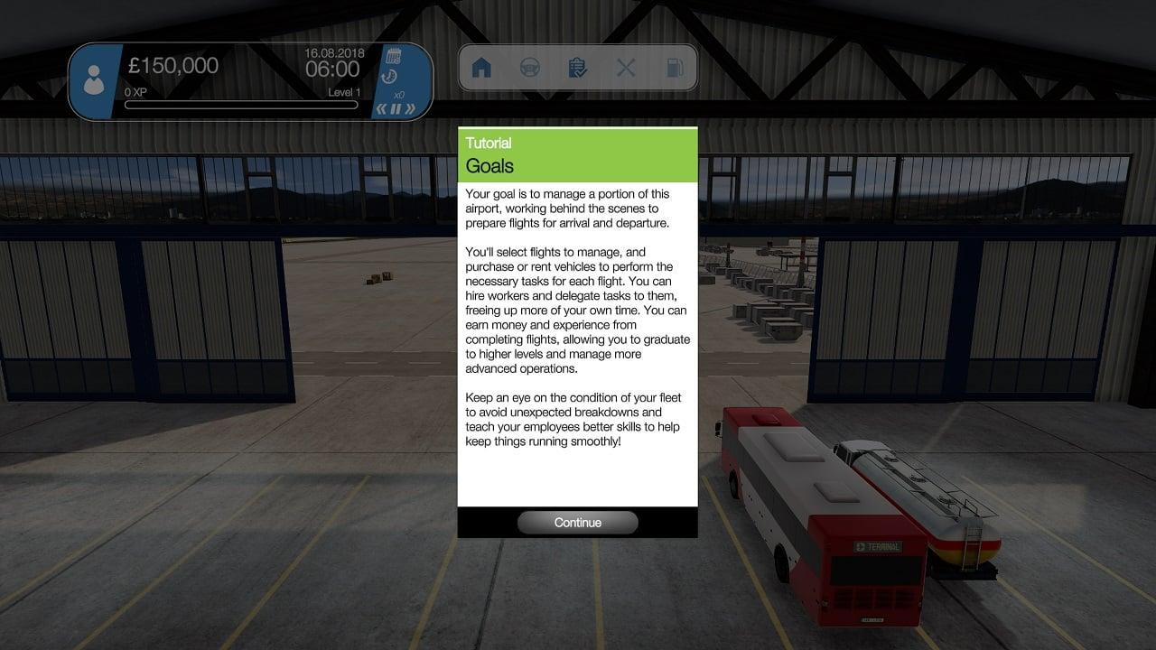 airport simulator 2019 1