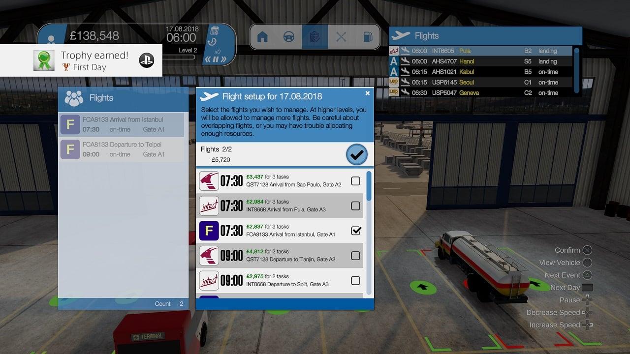 airport simulator 2019 2
