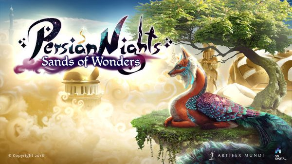 Persian Nights: Sands of Wonders (PS4) Review