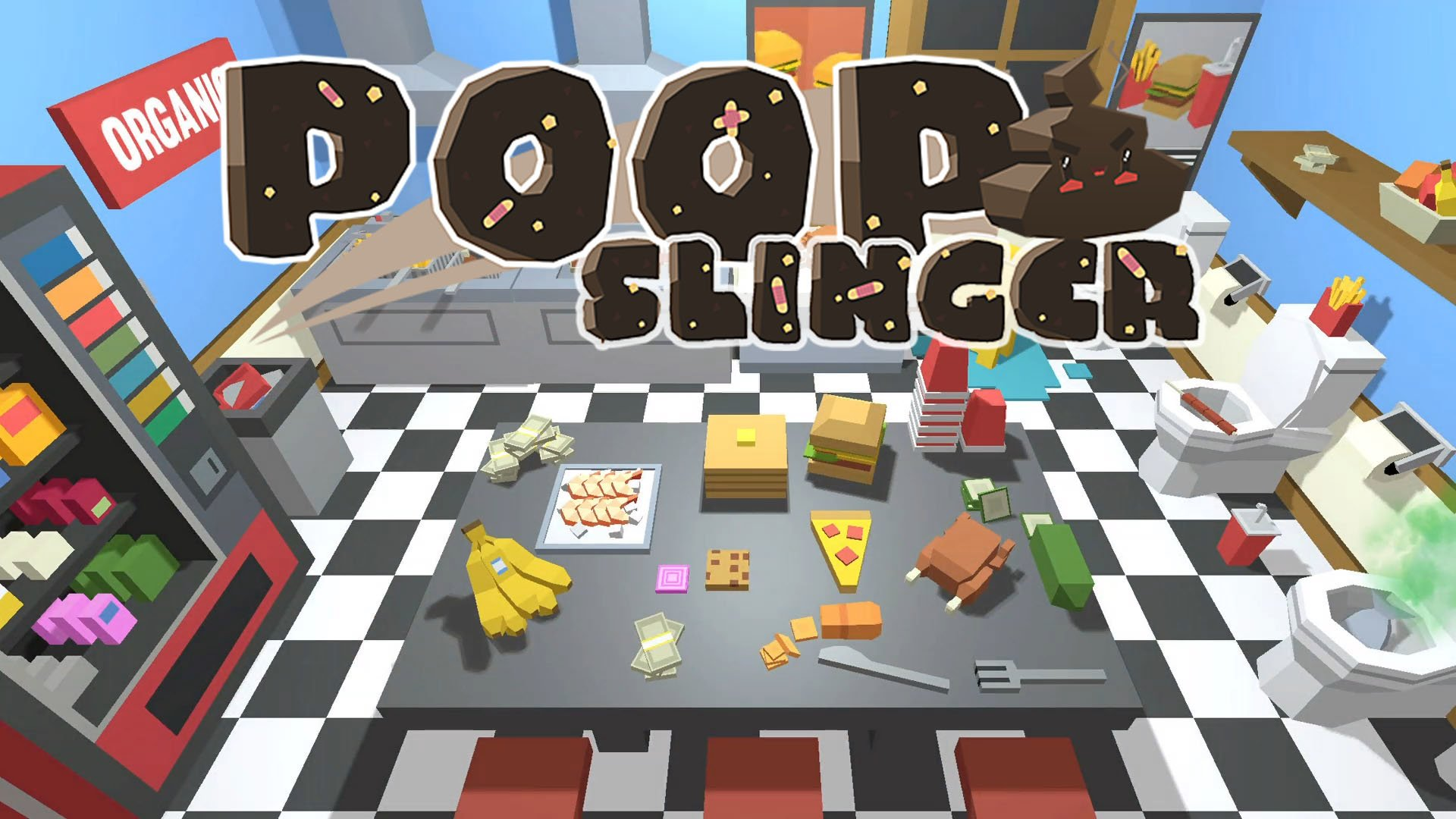 Poop Slinger (PS4) Review