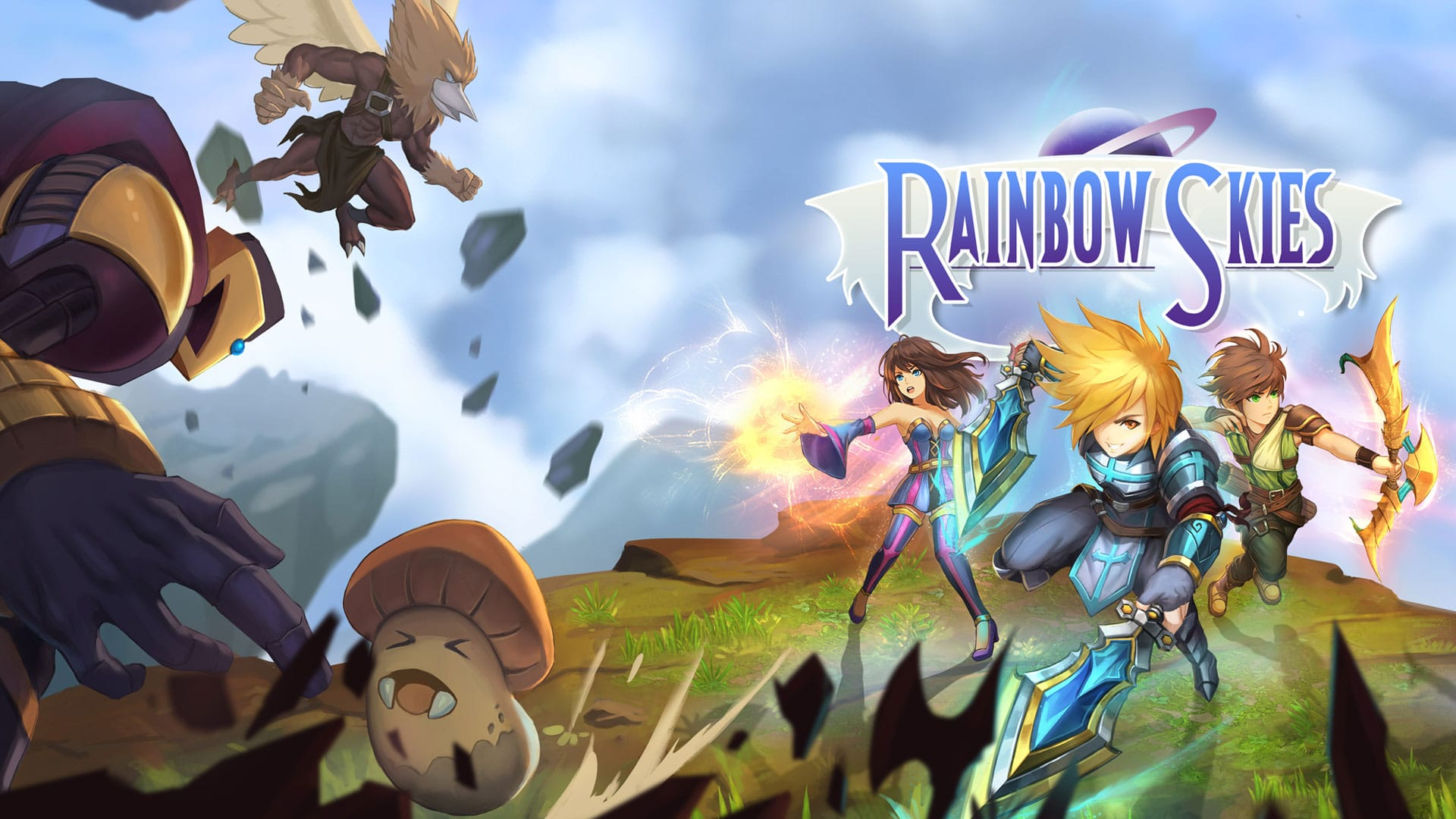 Rainbow Skies (PS4, PS Vita) Review