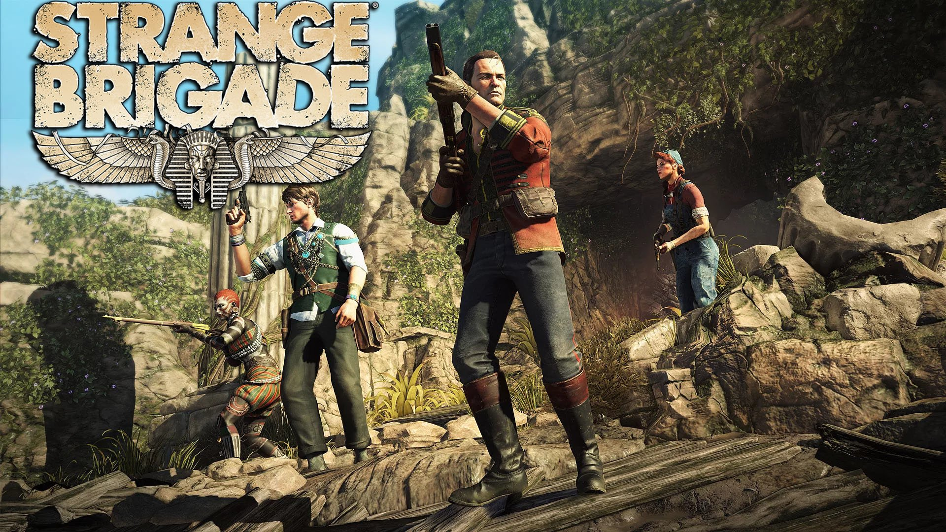 Strange Brigade (PS4) Review