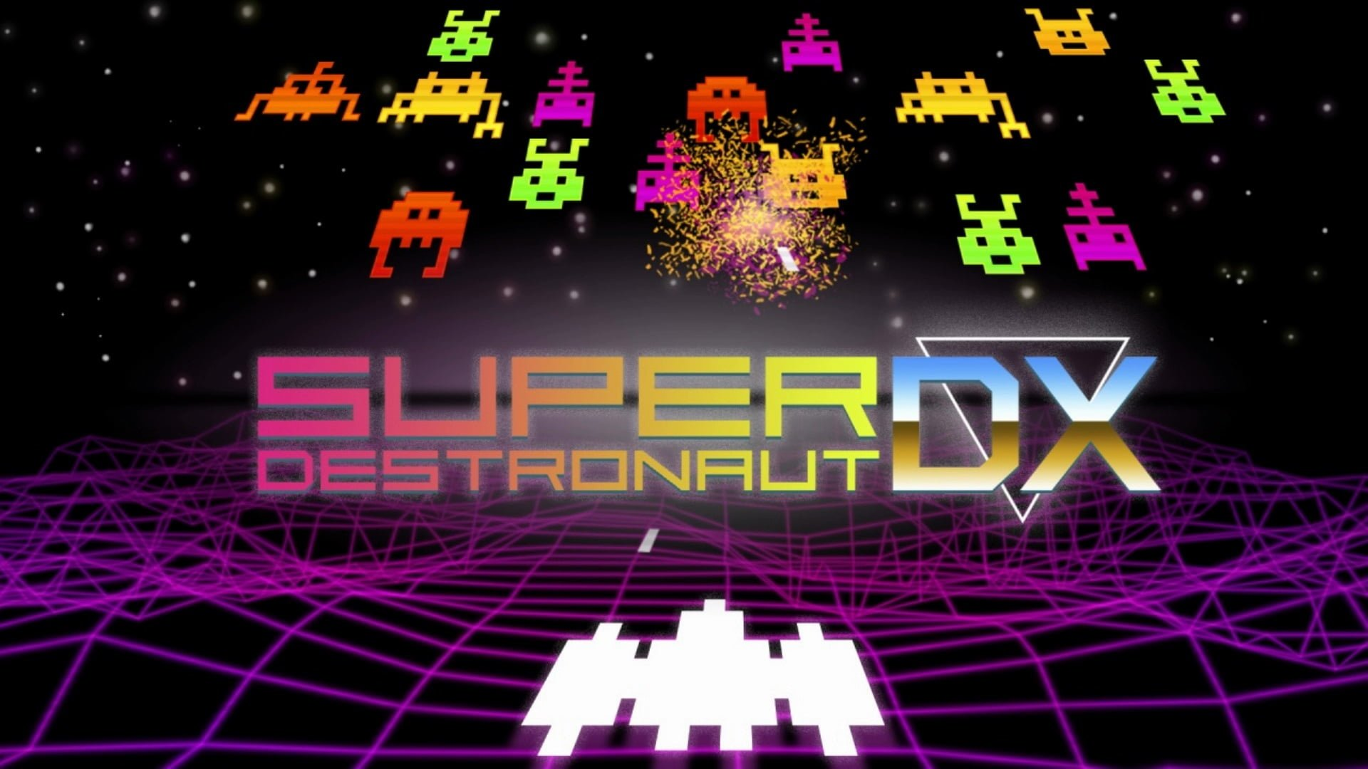 Super Destronaut DX (PS4, PS Vita) Review