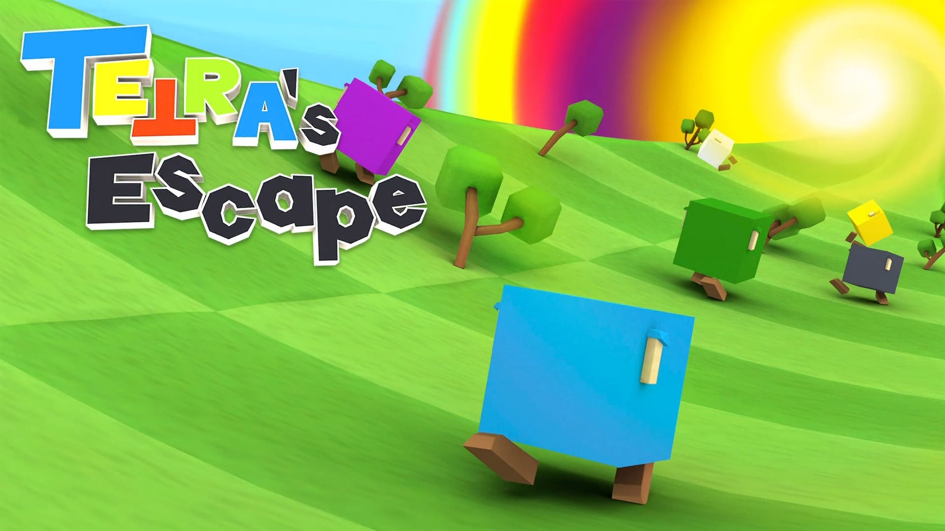 TETRA's Escape (PS4 and PS Vita) Review