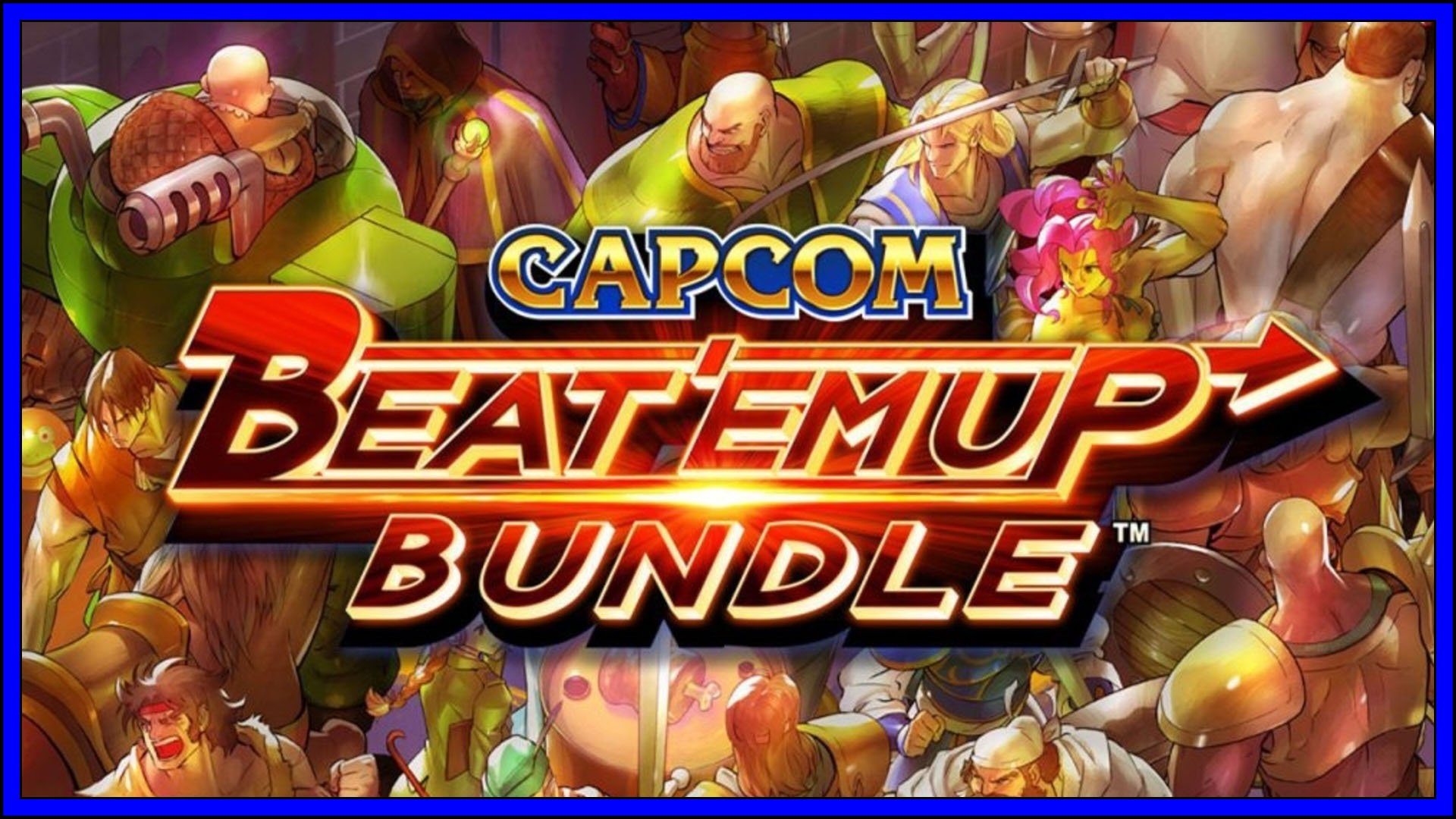 Capcom Beat 'Em Up Bundle (PS4) Review