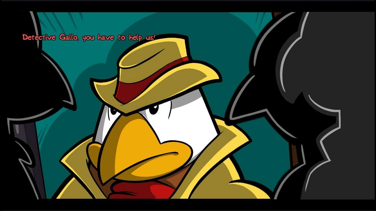 Detective Gallo 6