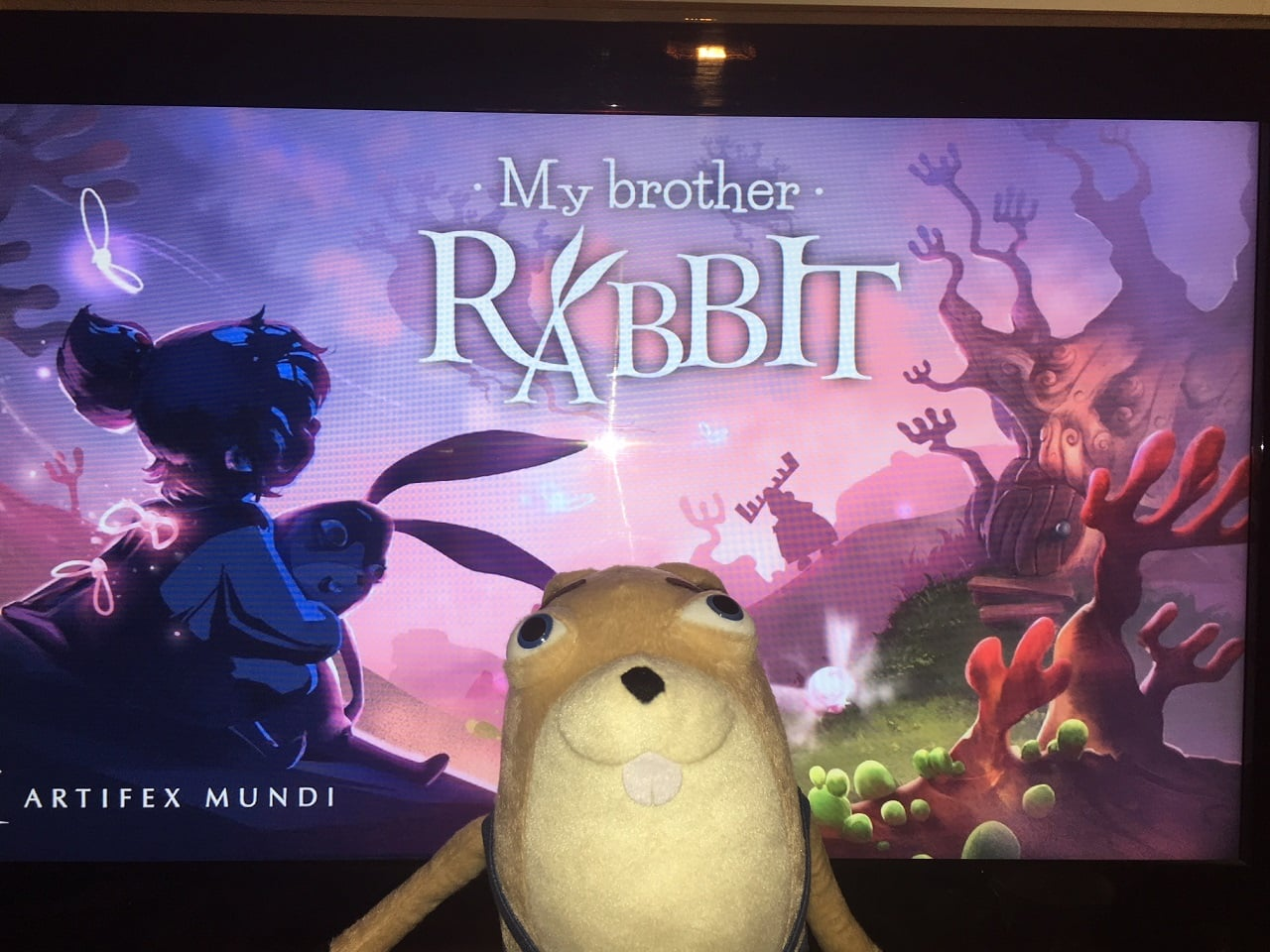 my brother rabbit 8