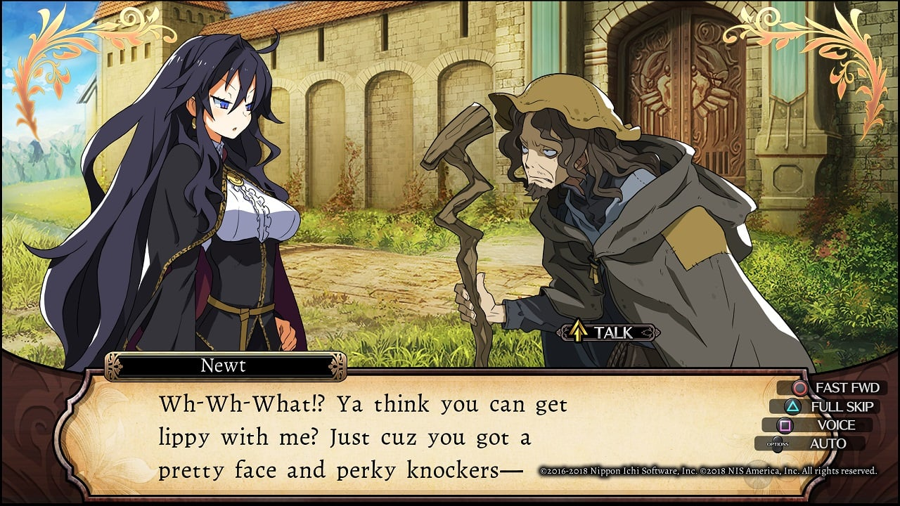 Labyrinth of Refrain 1