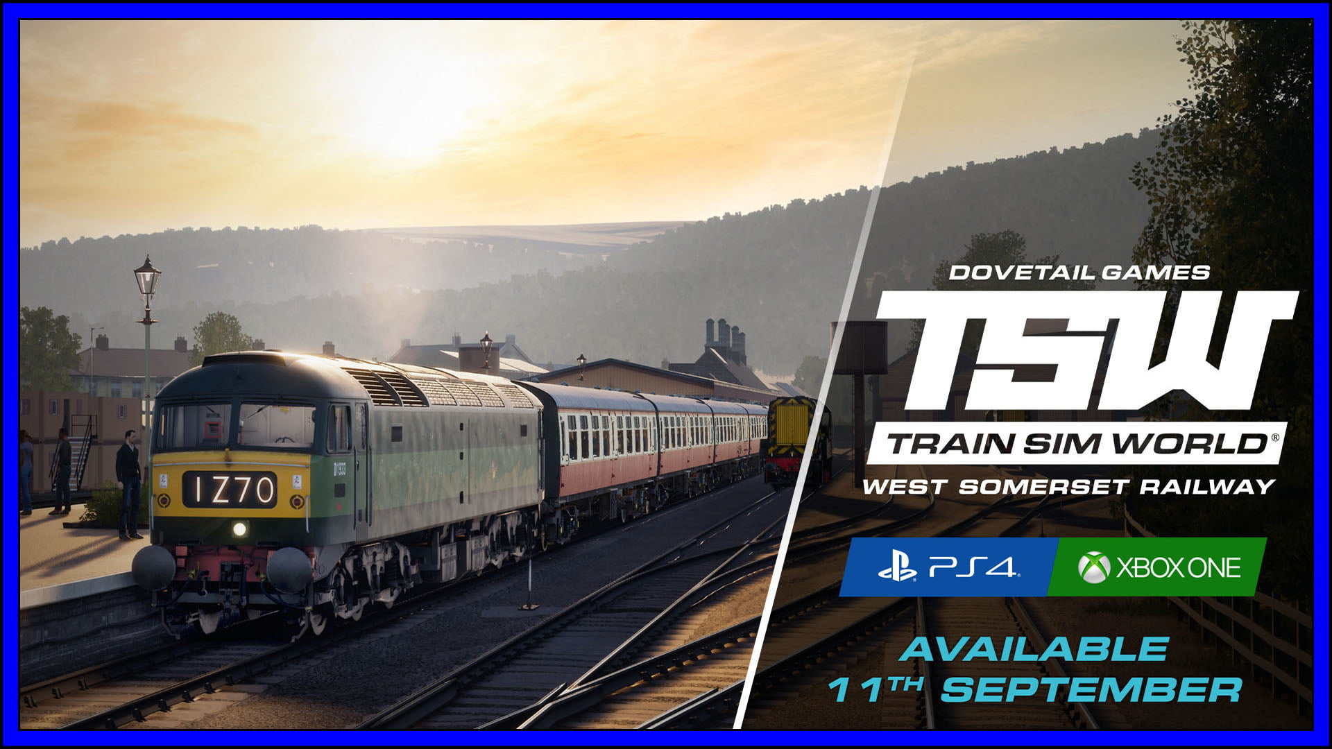 Train Sim World West Somerset Fi3