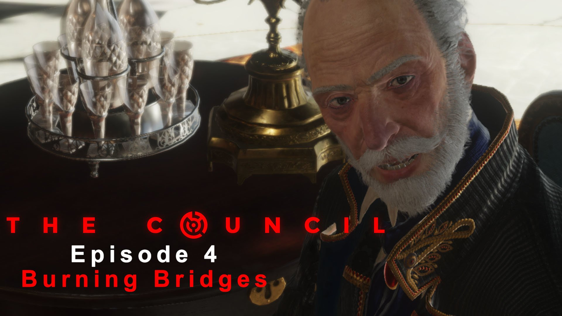 The Council: Episode 4:- Burning Bridges (PS4) Review